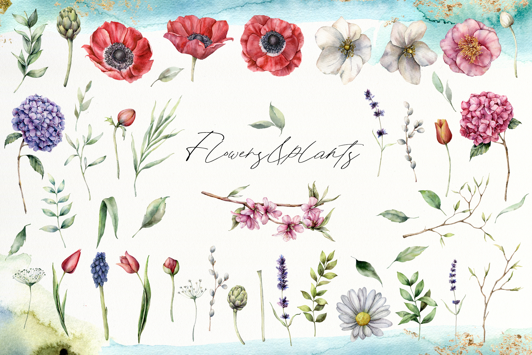 Spring song. Graphic collection example image 10