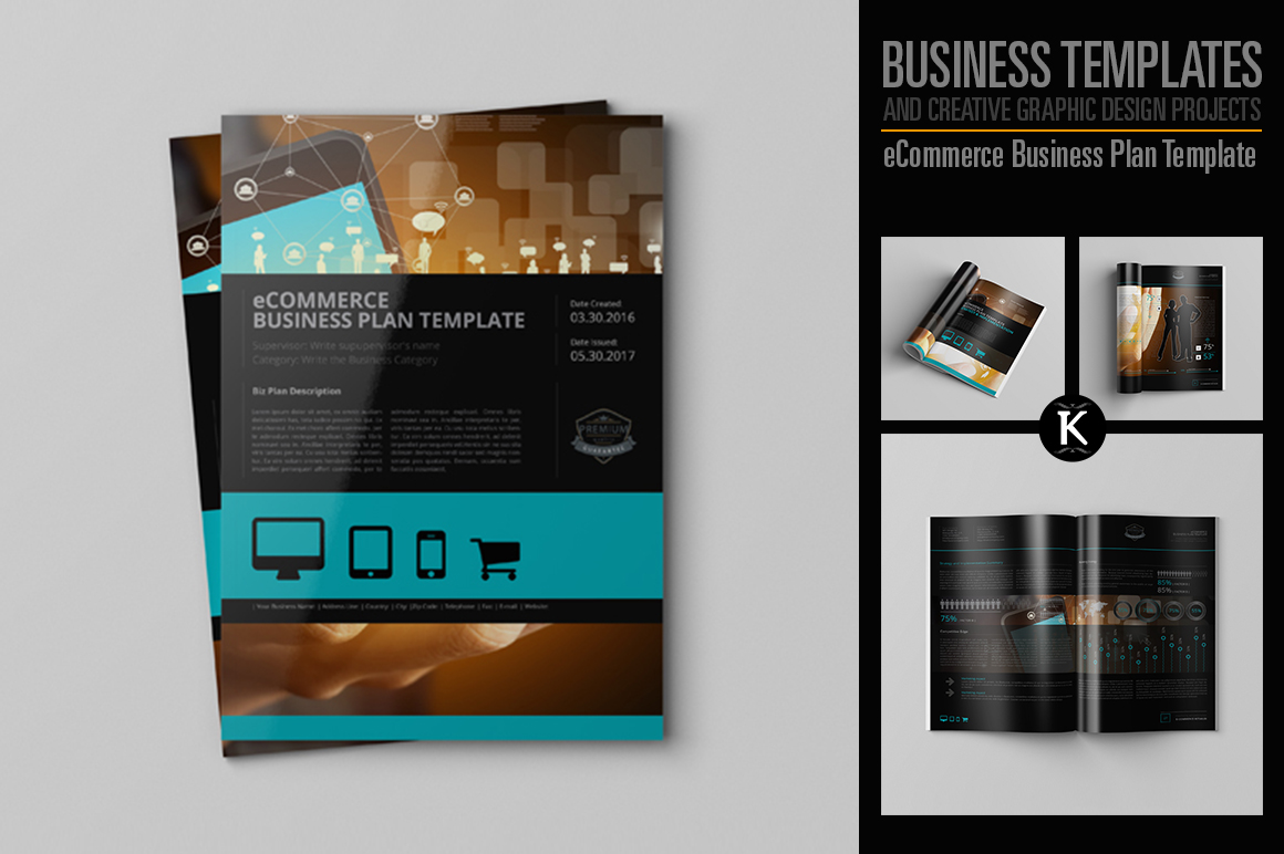 eCommerce Business Plan Template example image 1