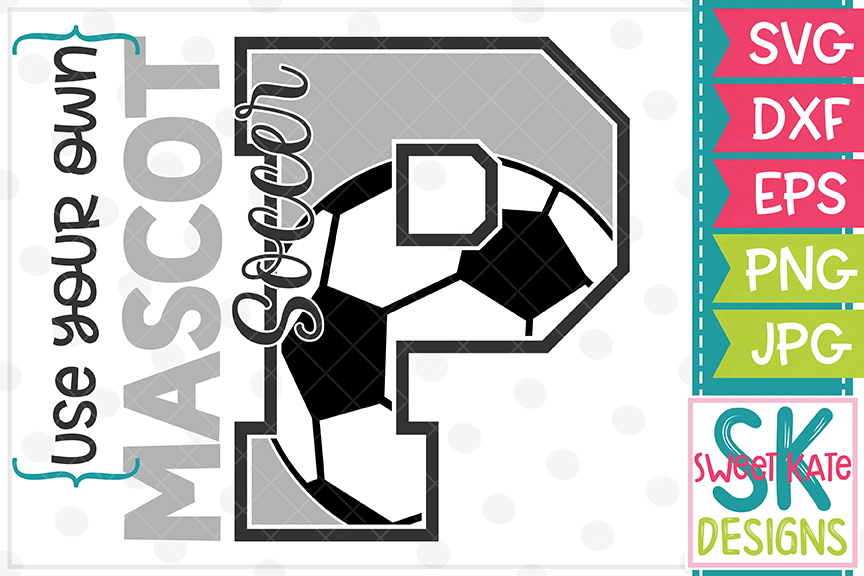 Your Own Mascot P SVG Bundle - 10 - SVG DXF EPS PNG JPG example image 6