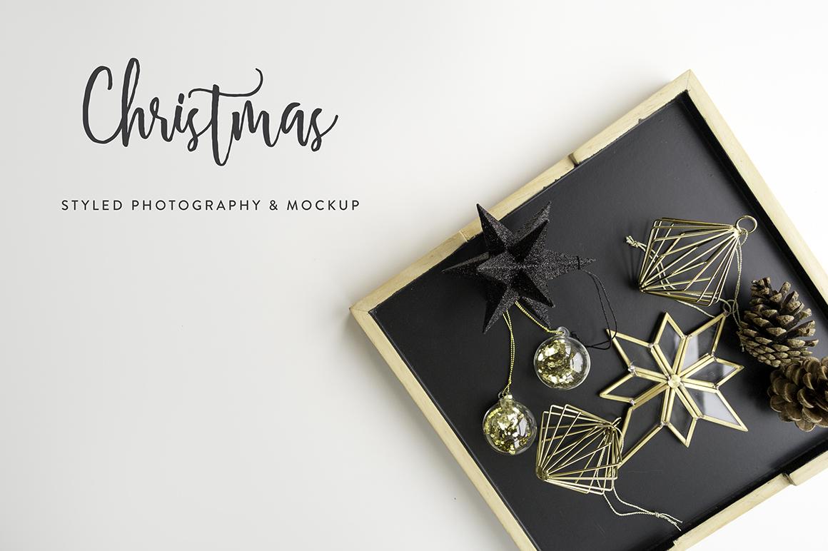 Christmas Styled Photo&Mockup #01 example image 4