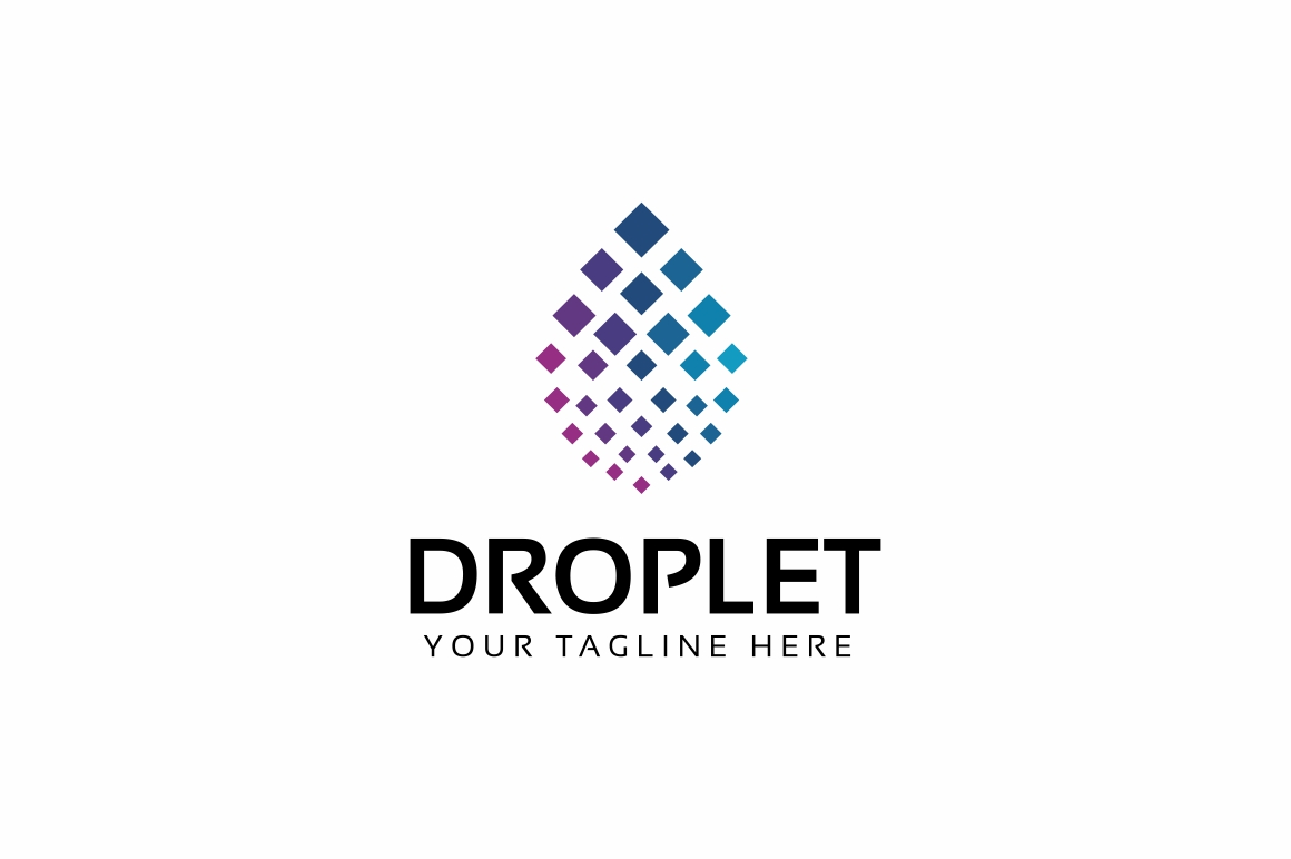 Droplet Logo example image 1