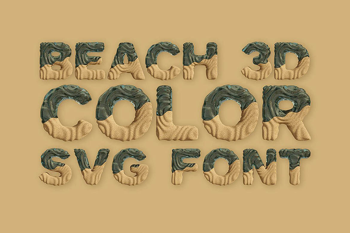 10 Color SVG Fonts 1 example image 8