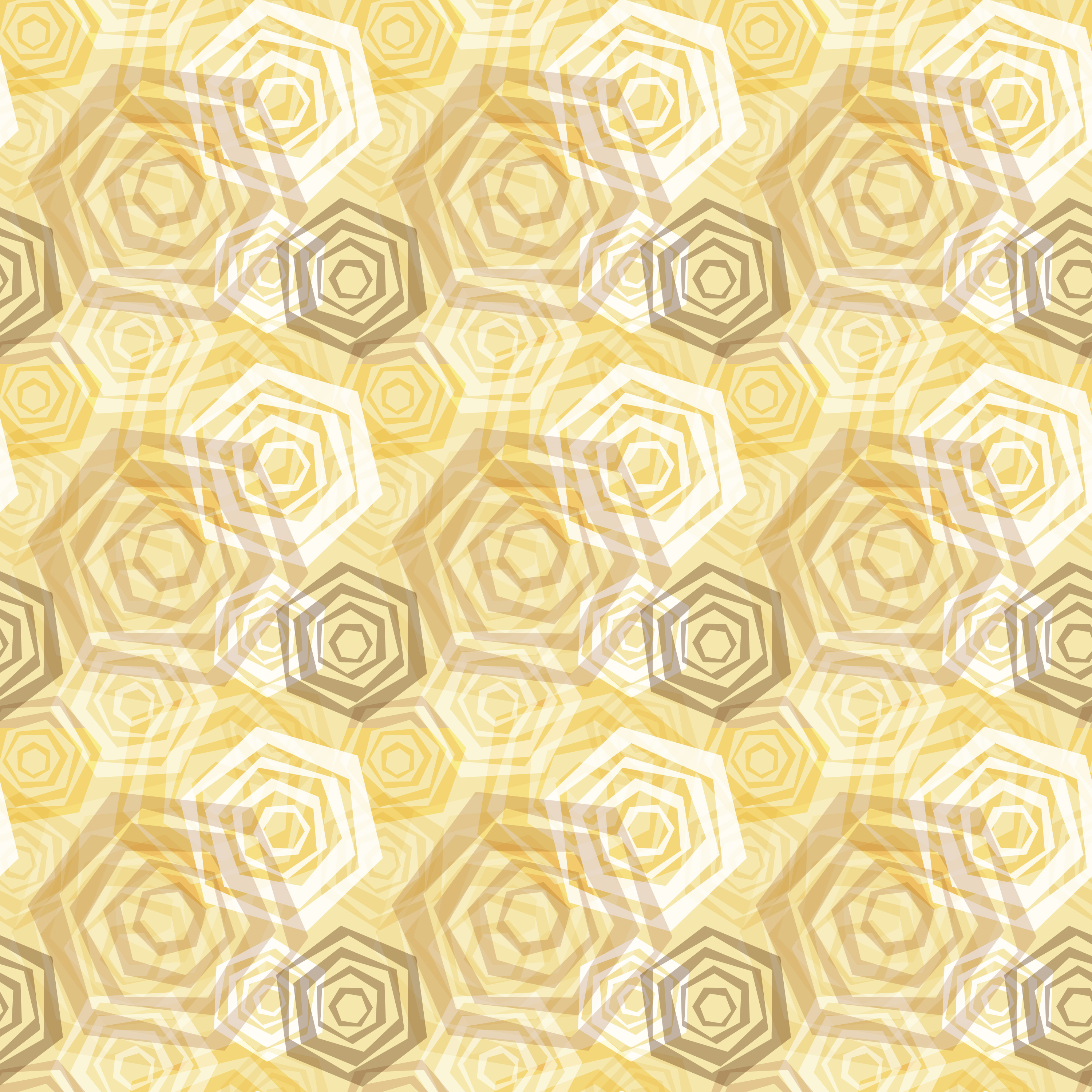 Seamless Vector Patterns Bundle example image 9