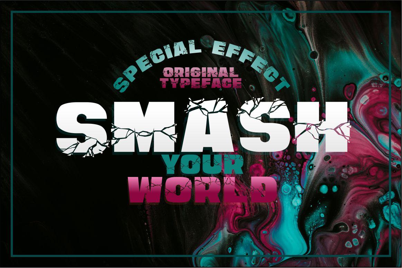 Smash Wall example image 5