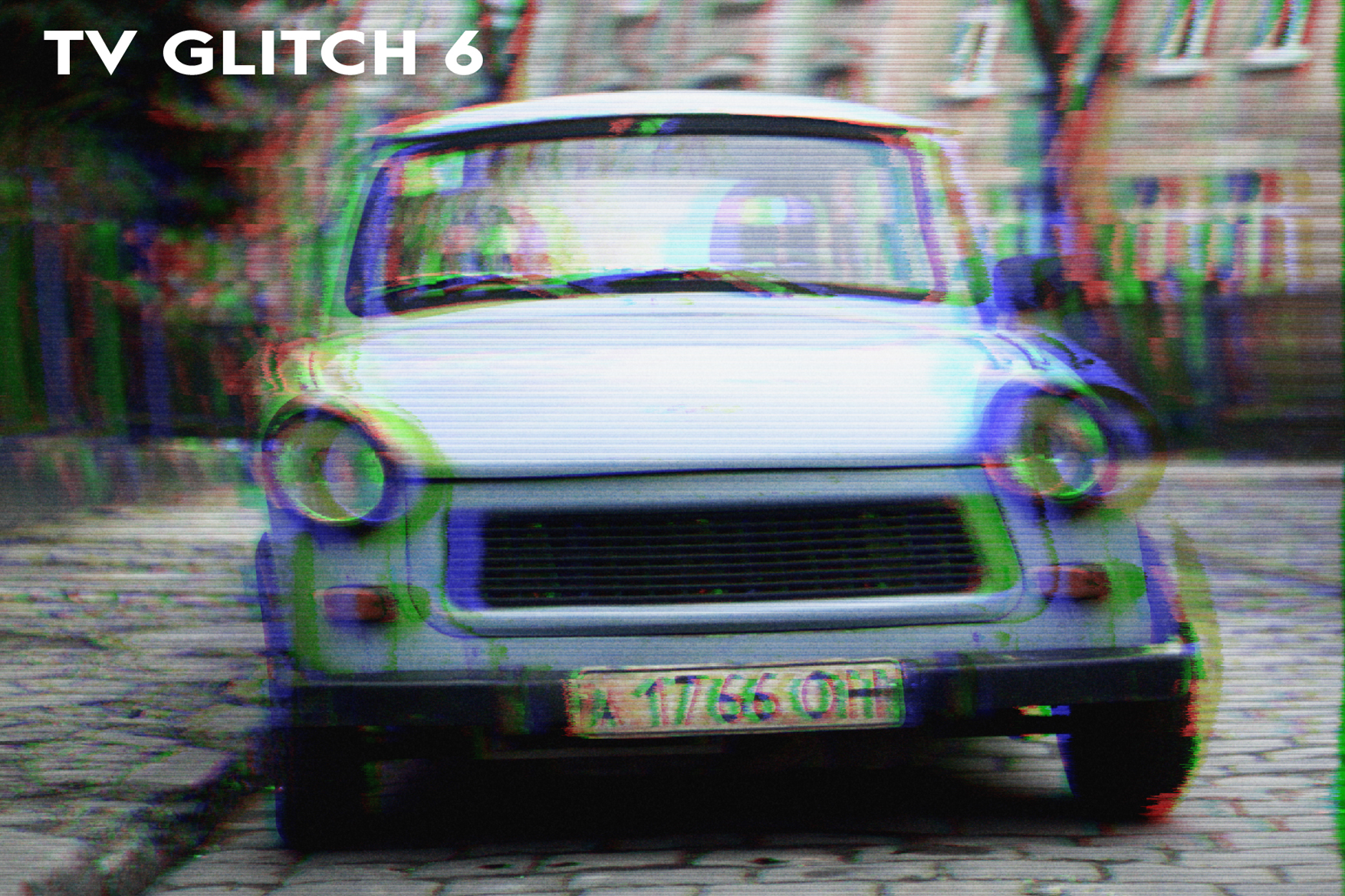 AL's Glitch TV Action Pack Vol. 1 example image 8