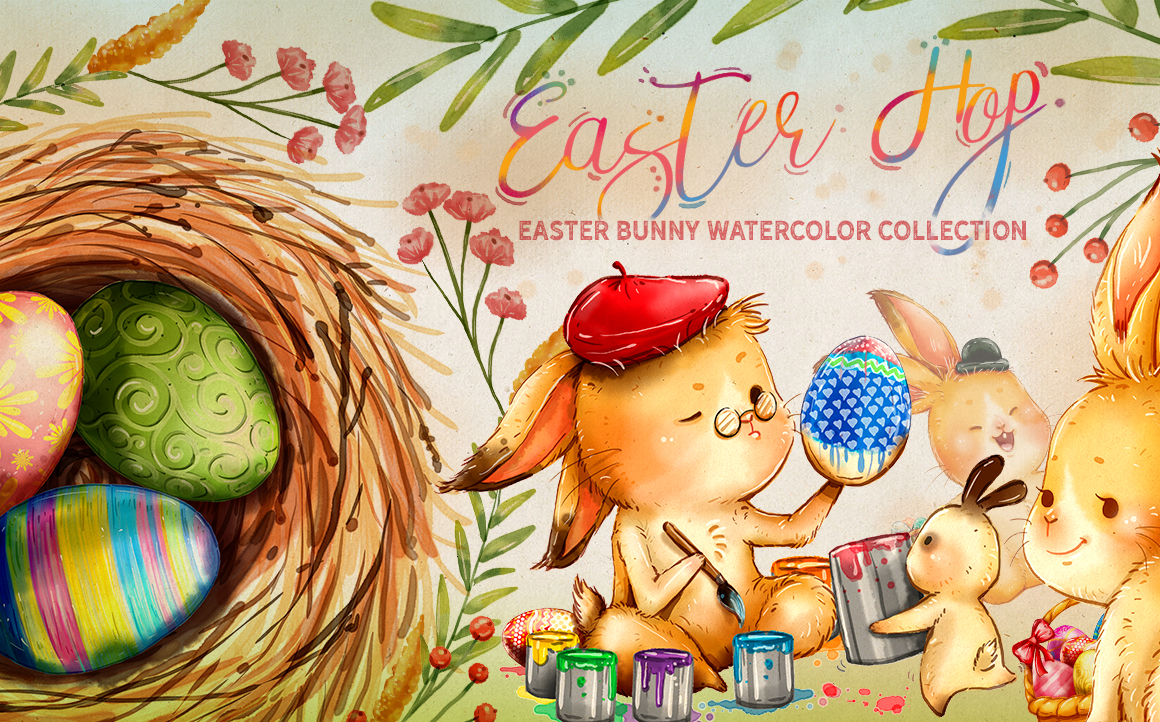 Easter Hop example image 8