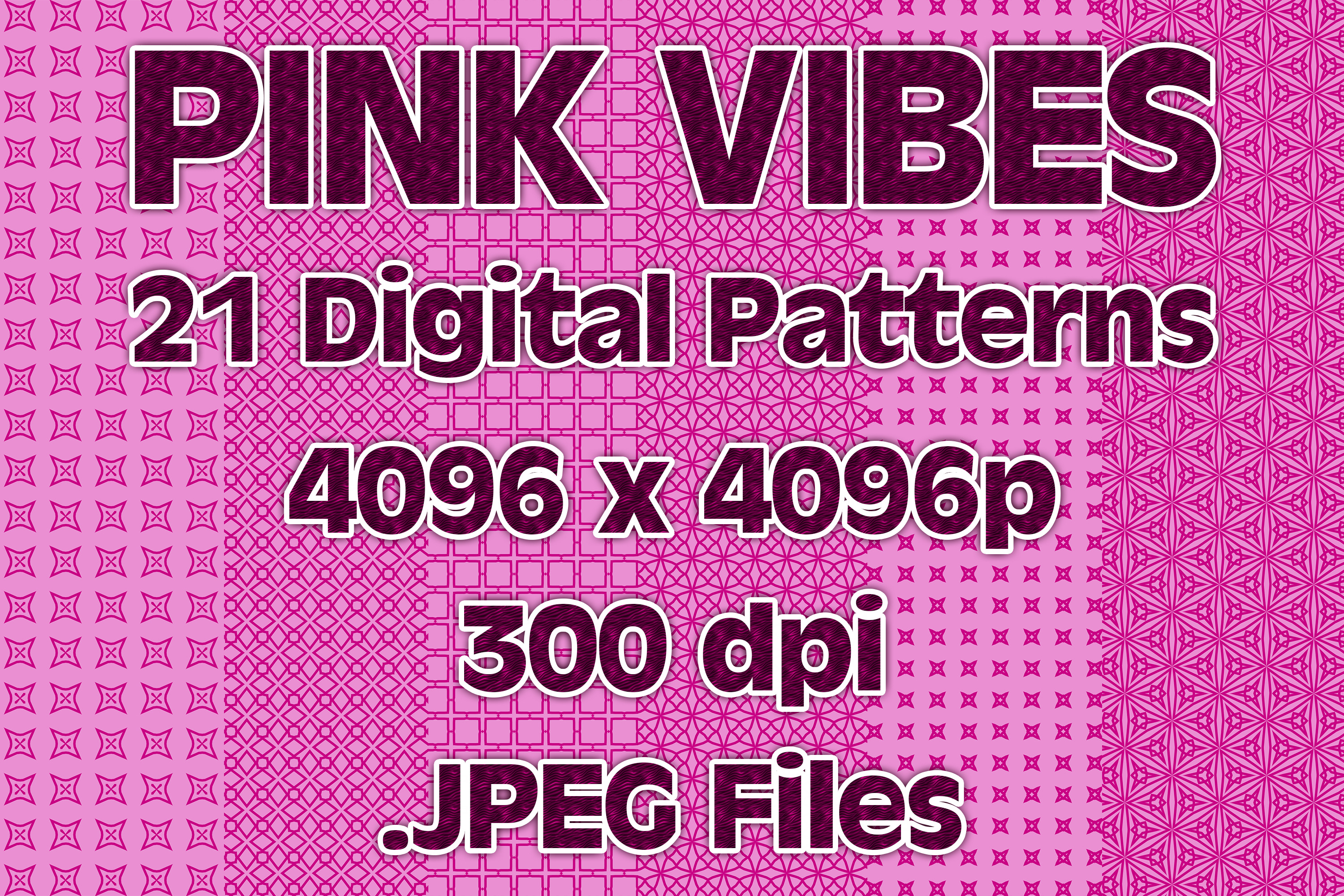 Pink Vibes example image 1