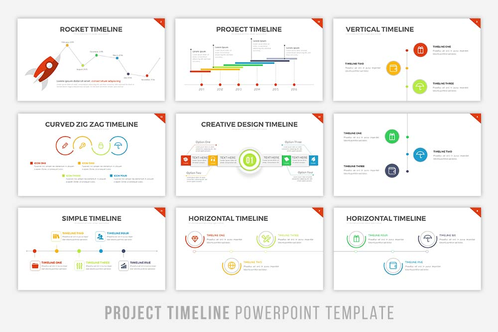project timeline updated v 3 by rrgra design bundles