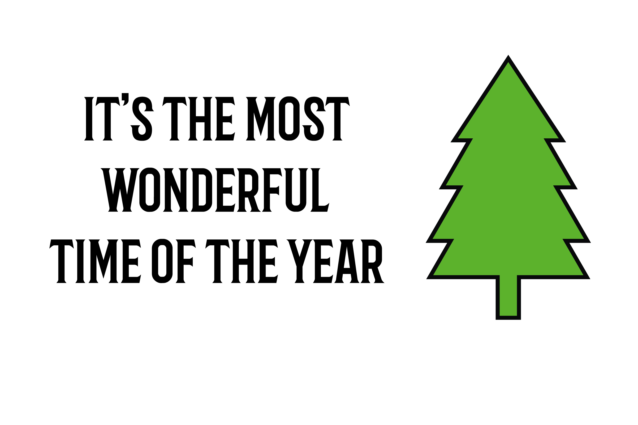 Wonderful time of the year - SVG Bundle 16 Designs example image 4