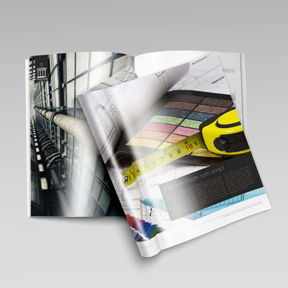 Multipurpose Magazine Template example image 3