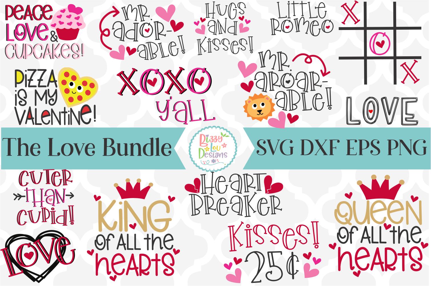 Bizzy Lou Big One SVG Bundle I Huge SVG Bundle I 200 Designs example image 16