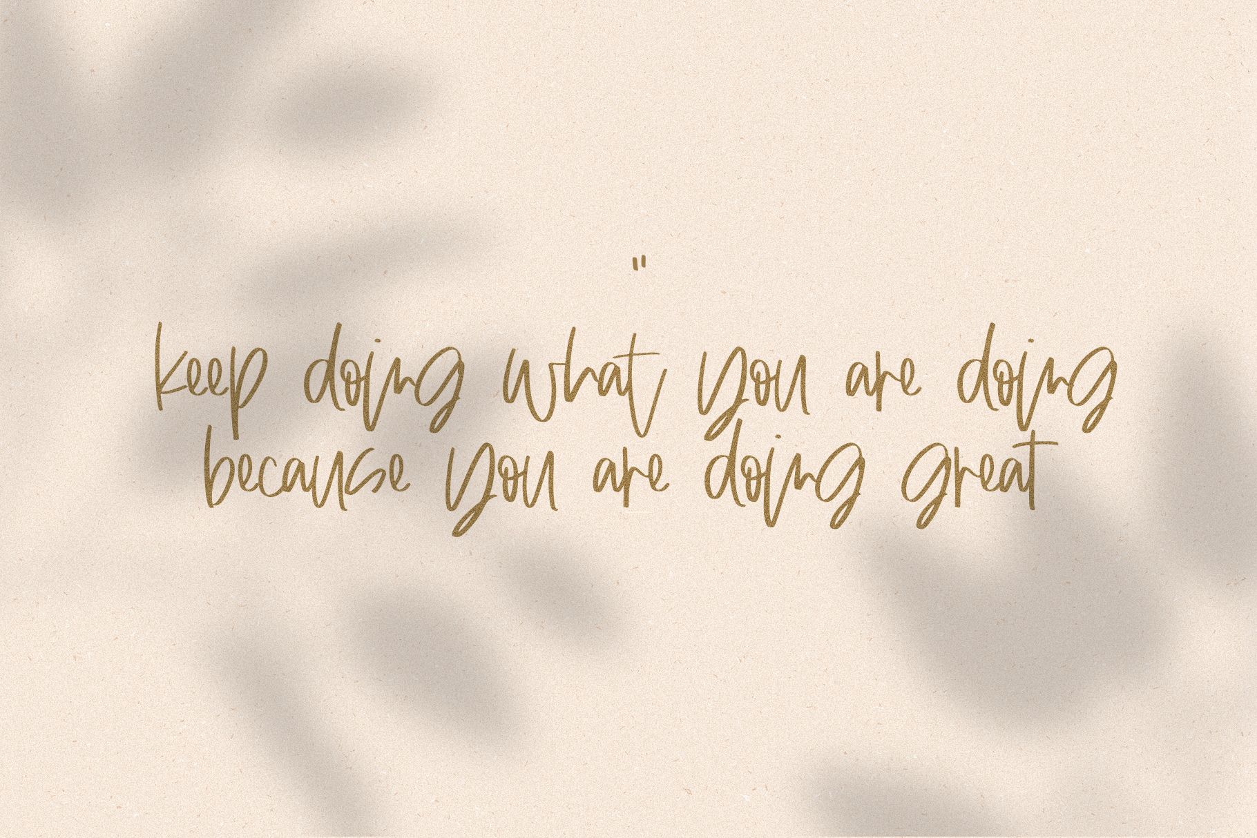 Always - A Handwritten SVG Script Font example image 22