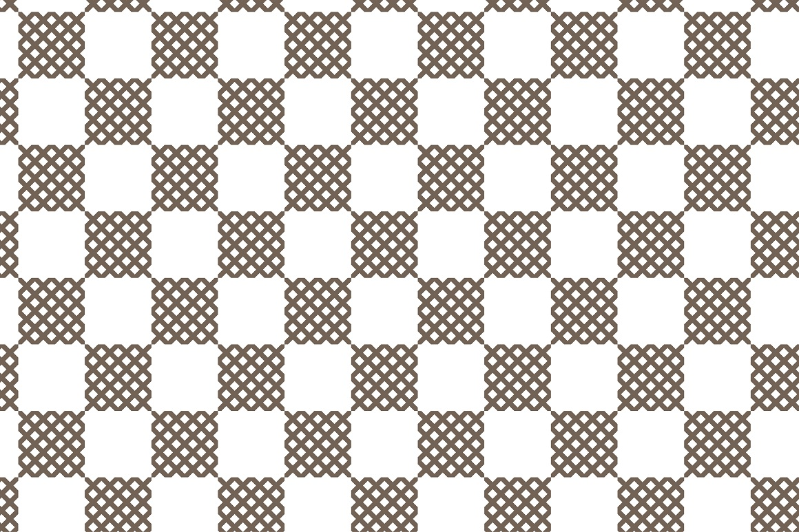 Fabric seamless patterns. example image 17