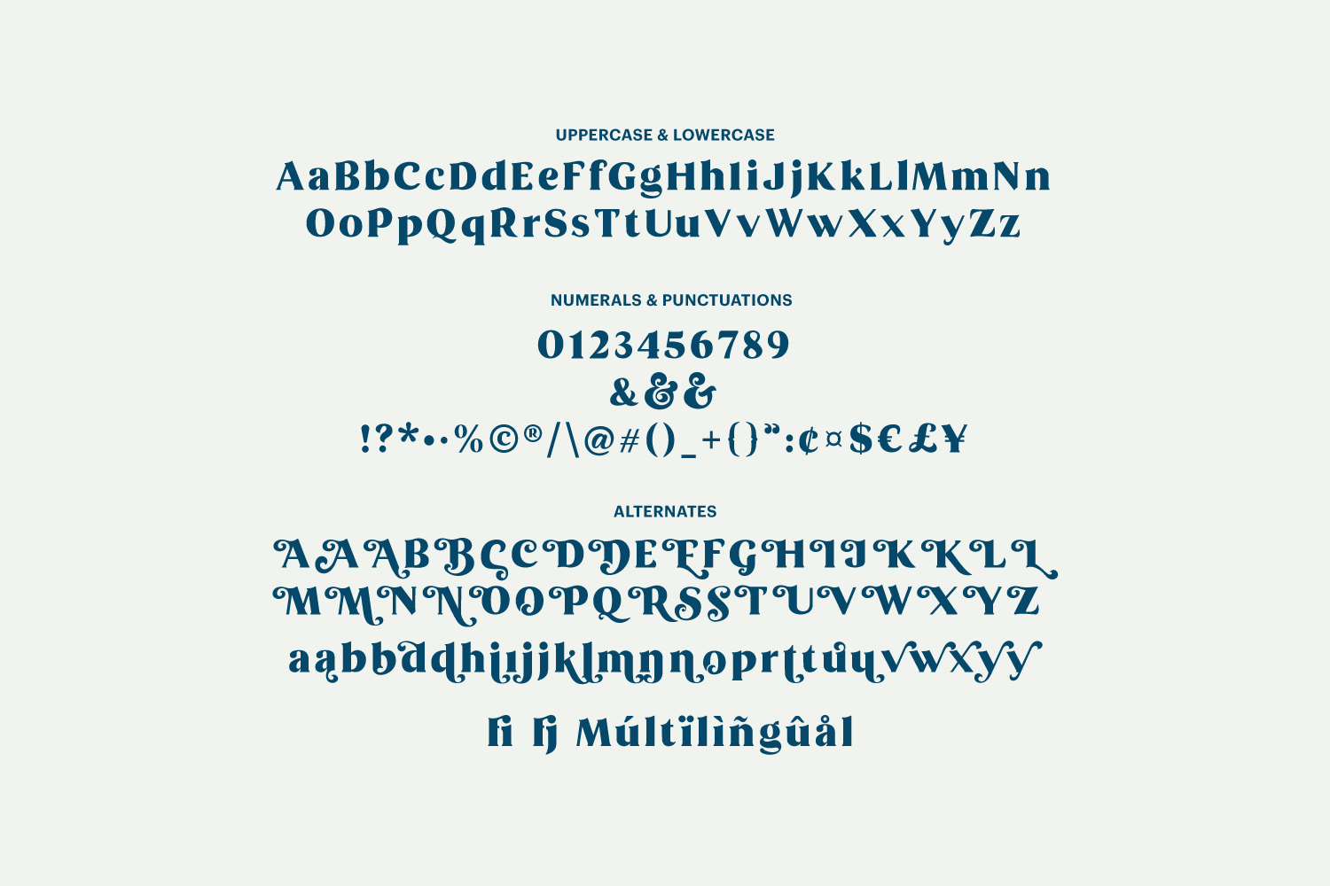 Brume - Beauty font example image 4