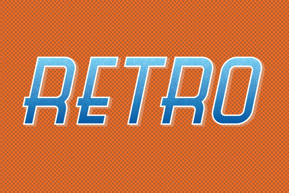 10 Retro Vintage Graphic Style for Adobe Illustrator example image 6