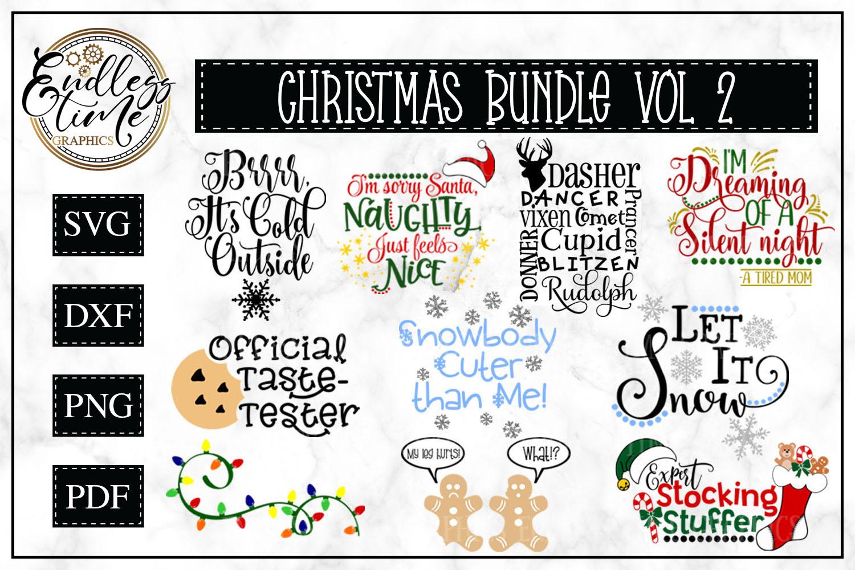 Christmas Bundle Volume 2 example image 1