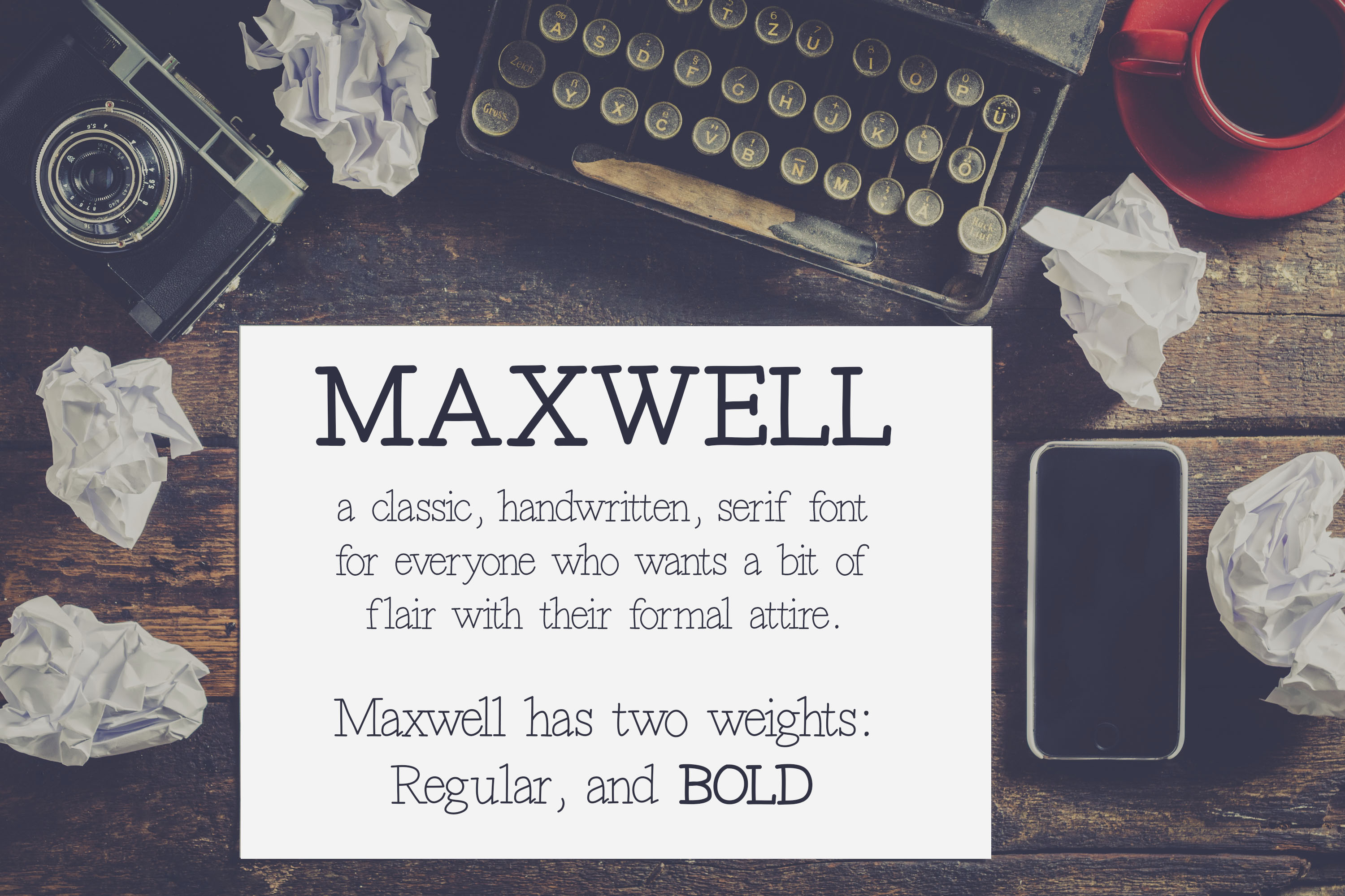 Maxwell example image 1
