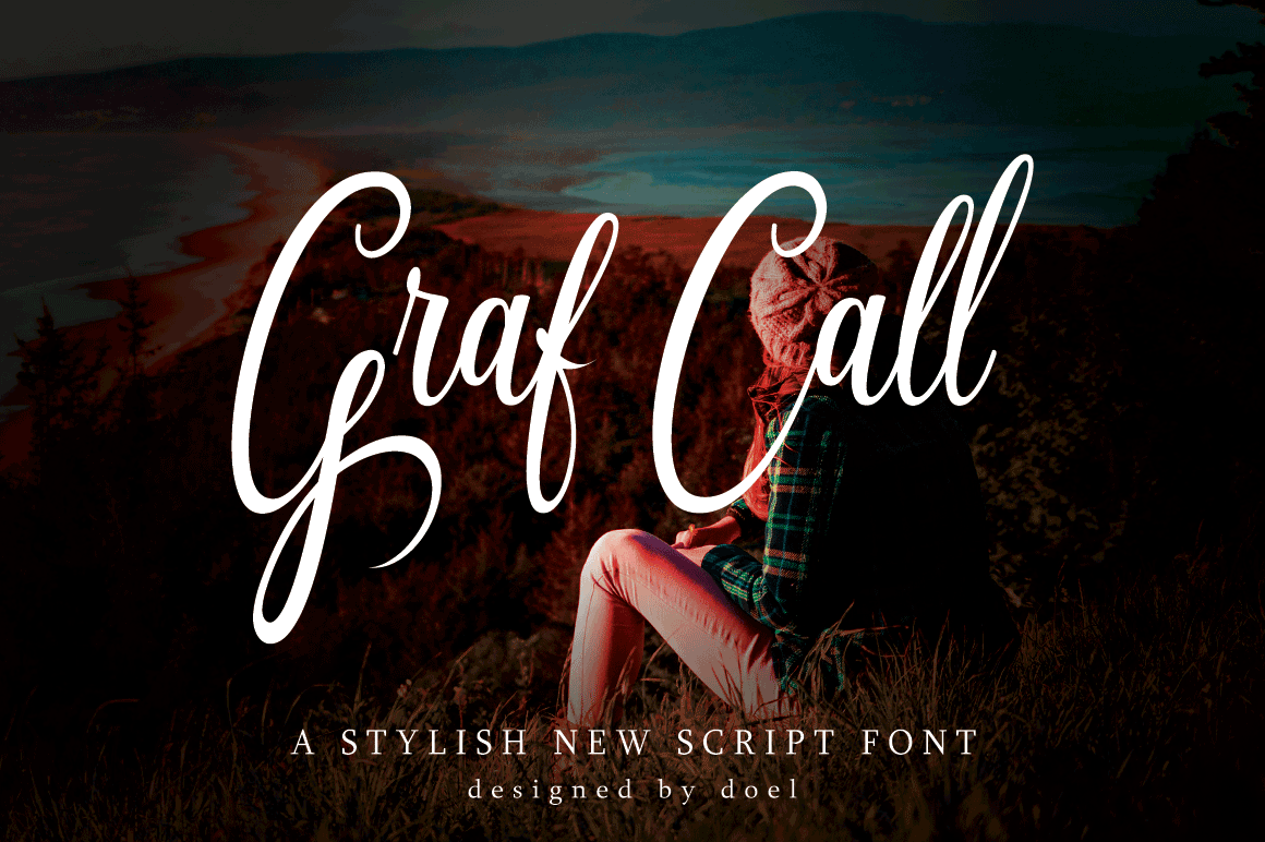 The Best Font Bundle Collection example image 3