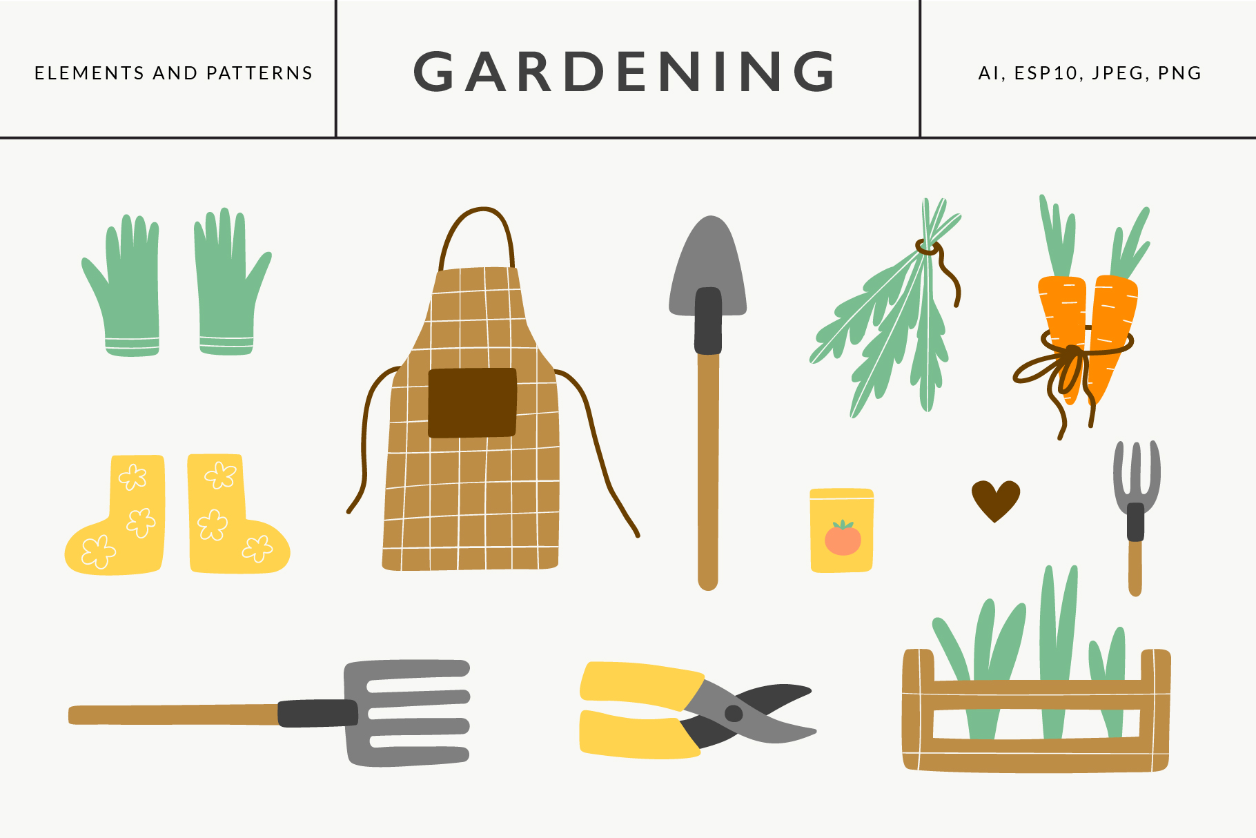 Cute gardening example image 1