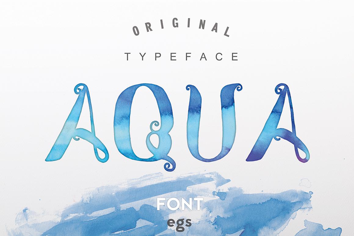 Aqua example image 1