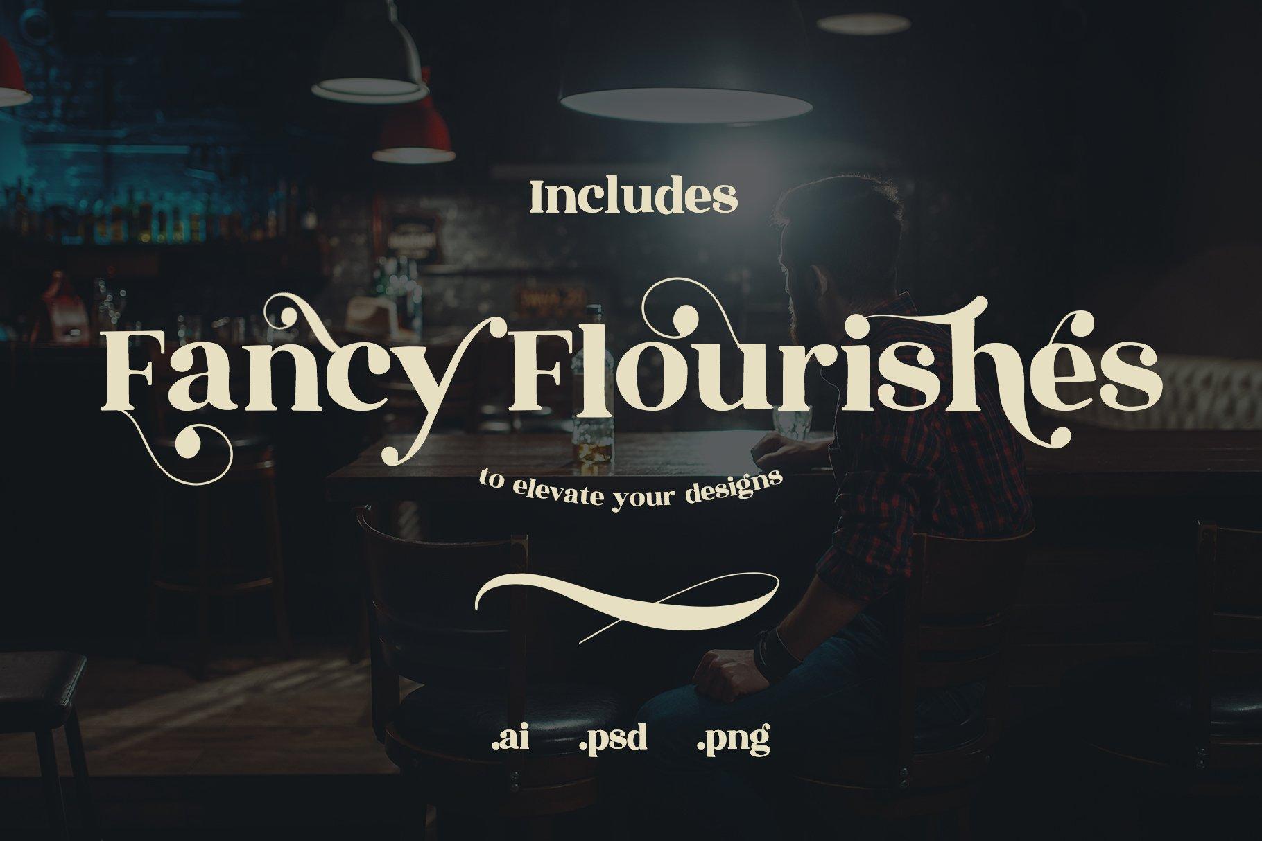 Speakeasy | A Classy Serif example image 5