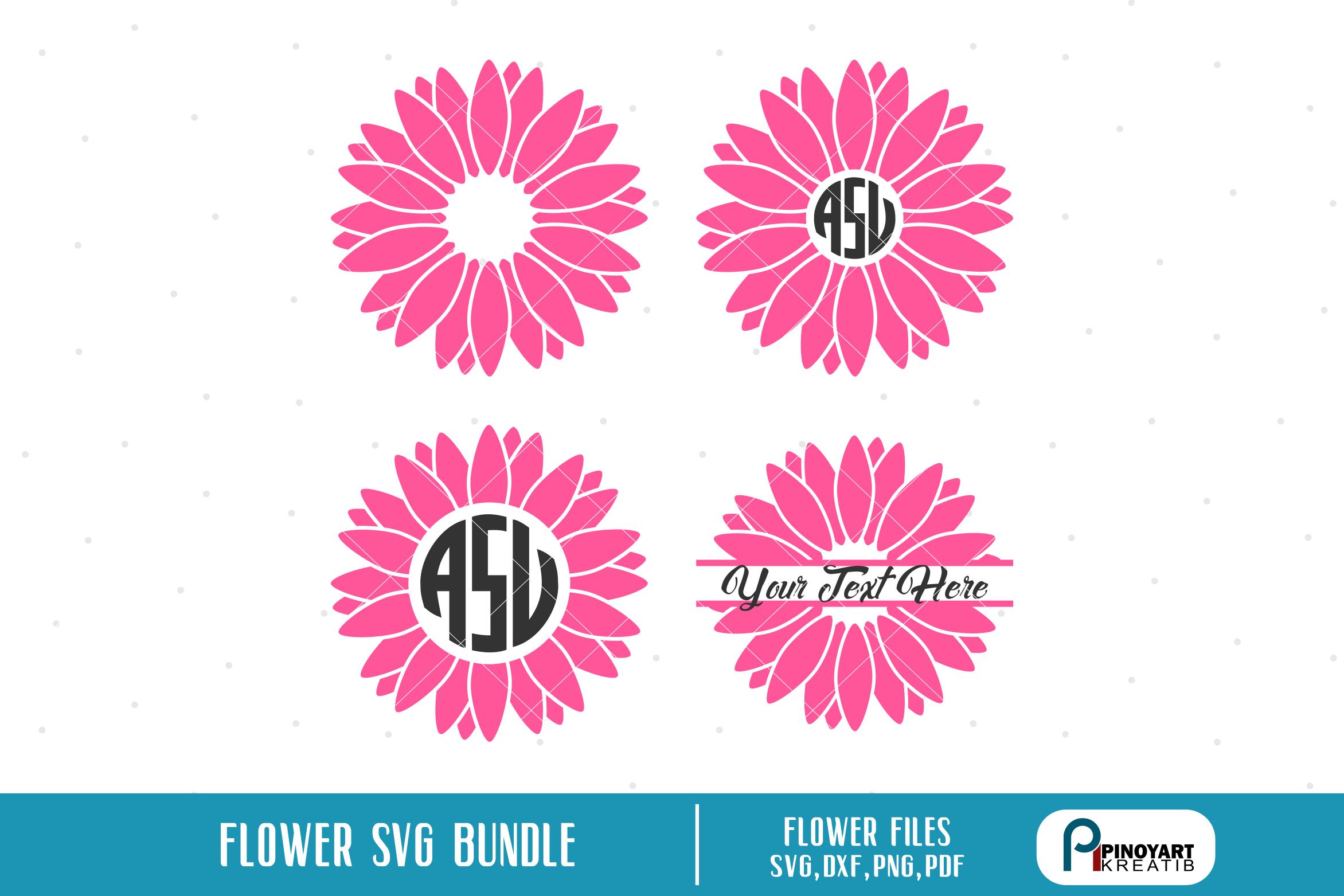 flower svg,flower clip art,flower svg file,flower cut file