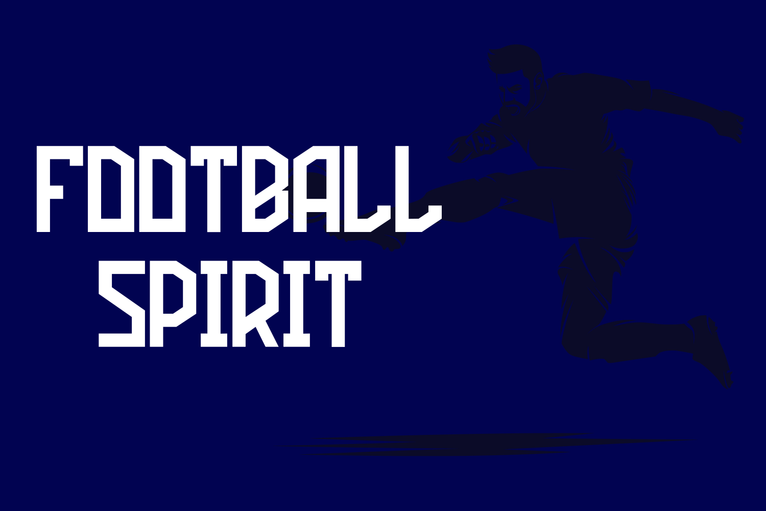 Football Attack example image 2