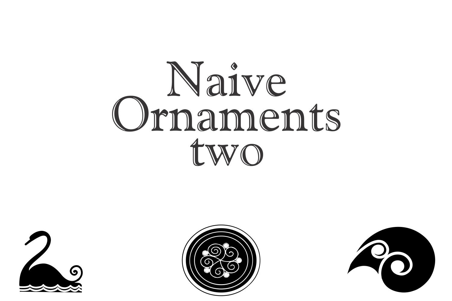 Naive Ornaments Two example image 4