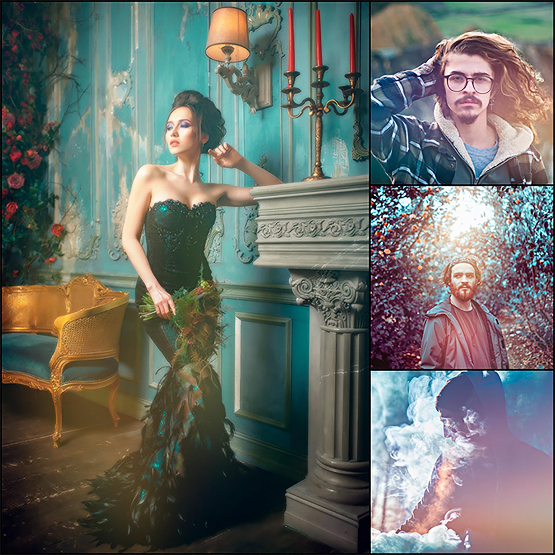 5000 Professional Photo Overlays example image 13