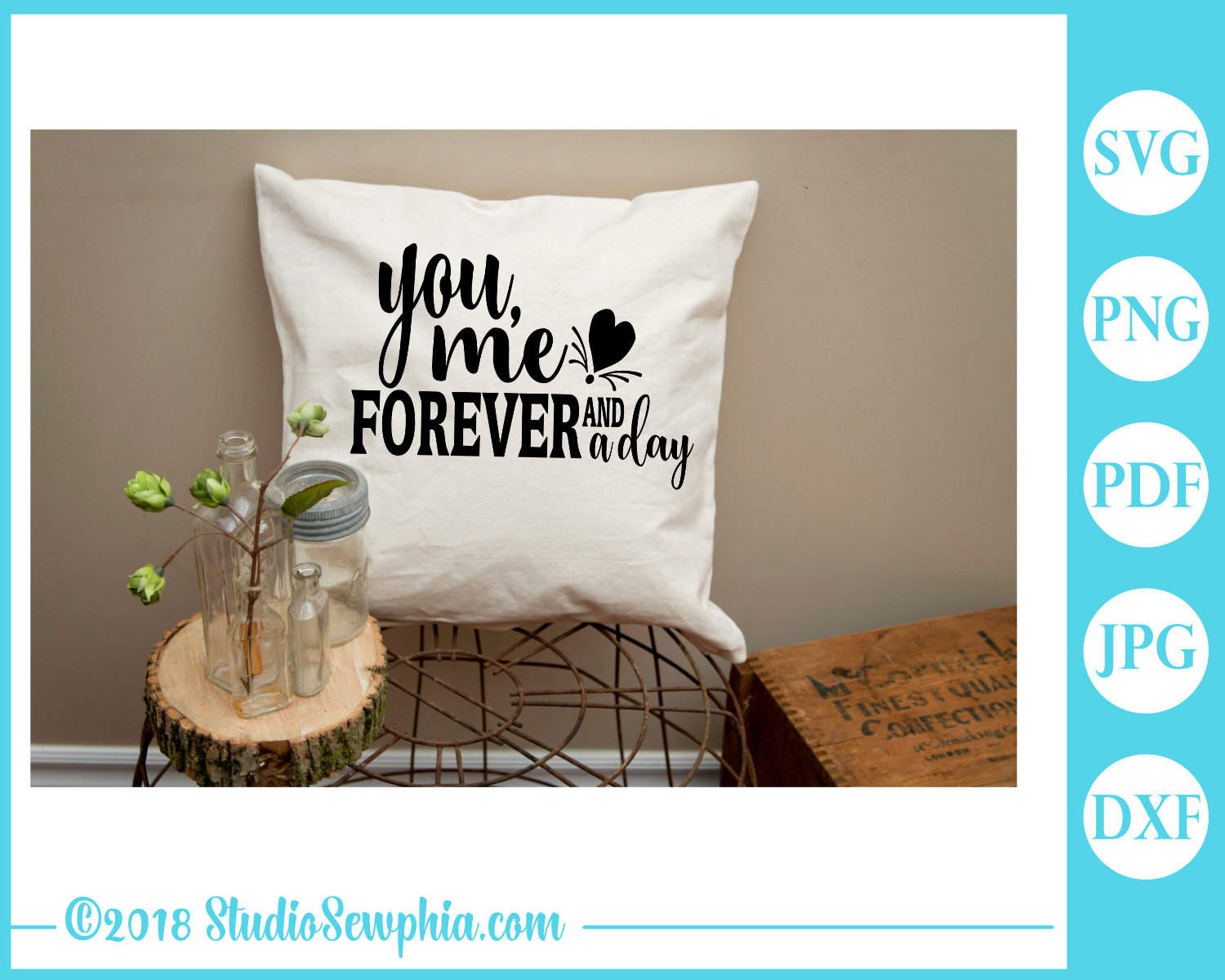 You, Me, Forever and a Day by Digital Doodle Pad example image 4