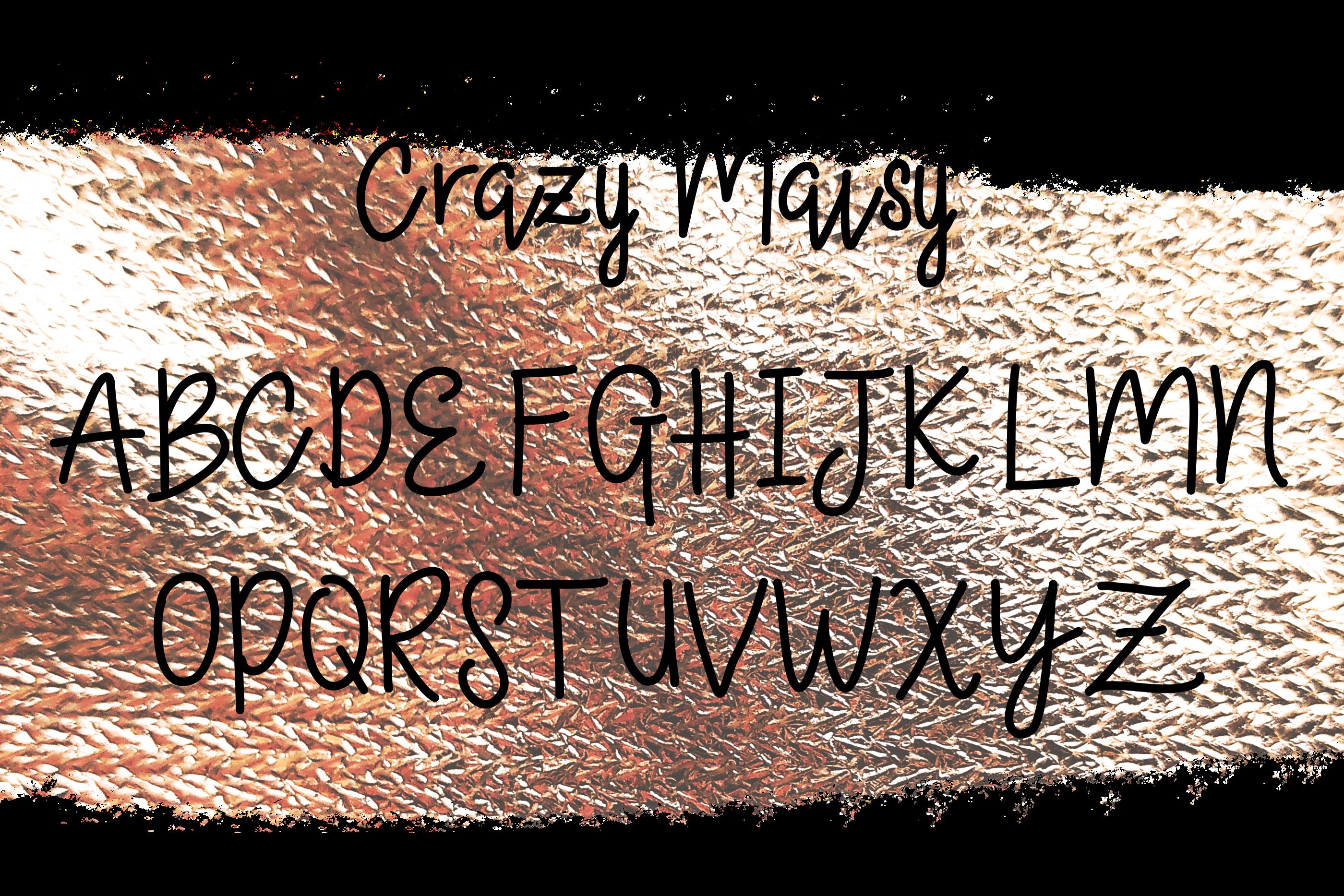 Crazy Maisy example image 2