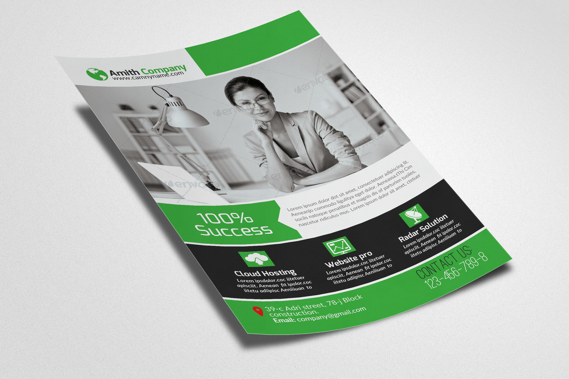 Business Flyer example image 2
