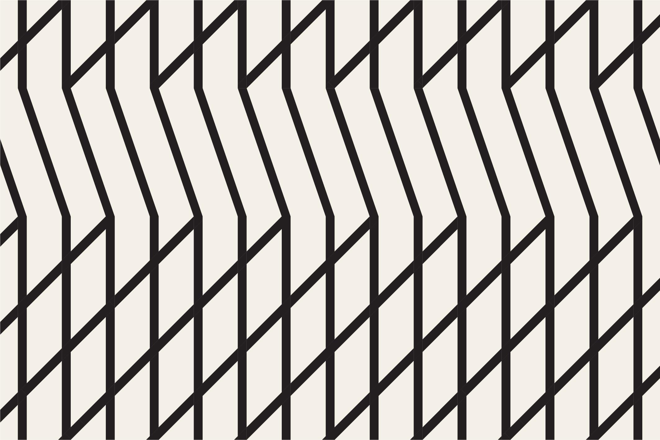 Geometric seamless patterns example image 6