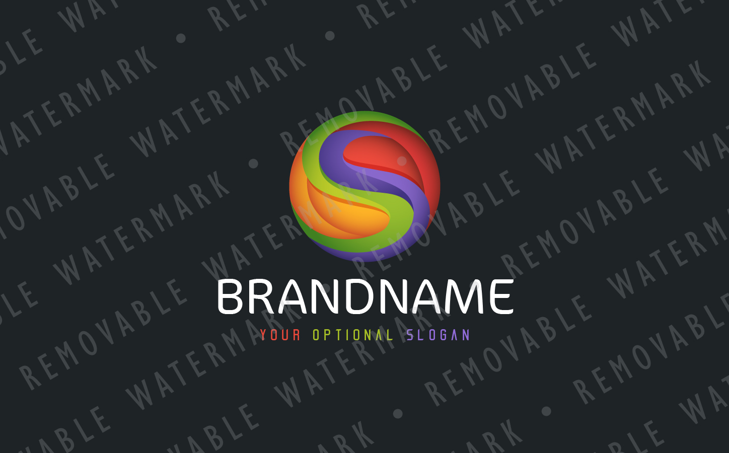 Synergy of Colors Logo example image 3