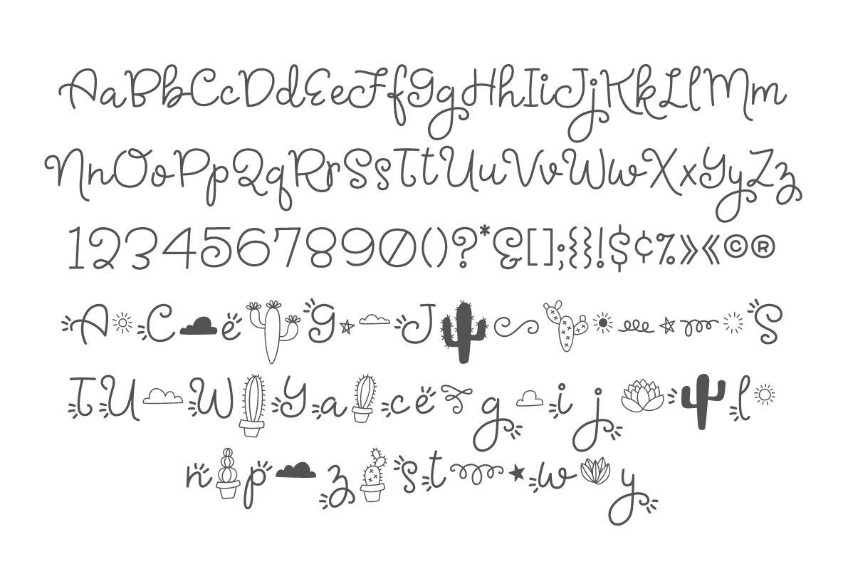 Mojave Script + Extras example image 7