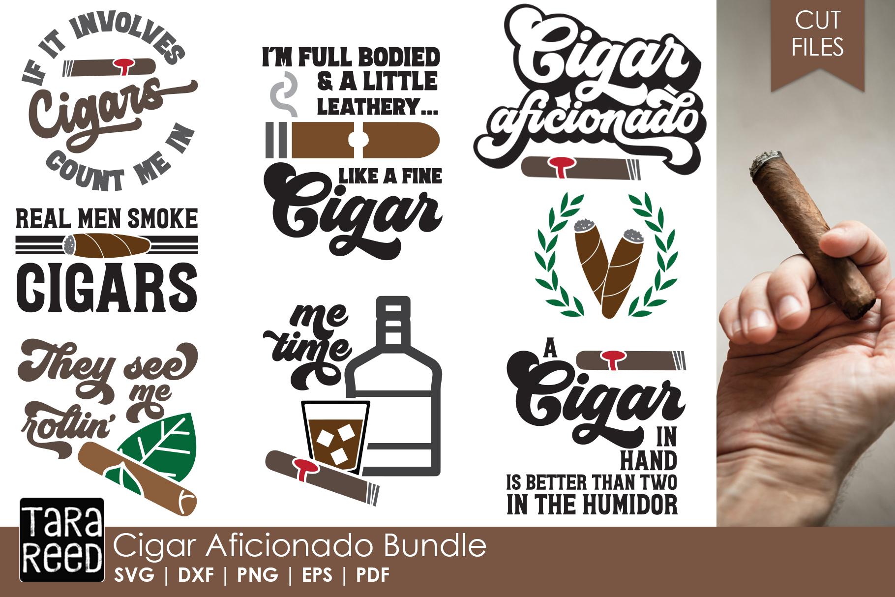 Cigar Aficionado Bundle example image 1