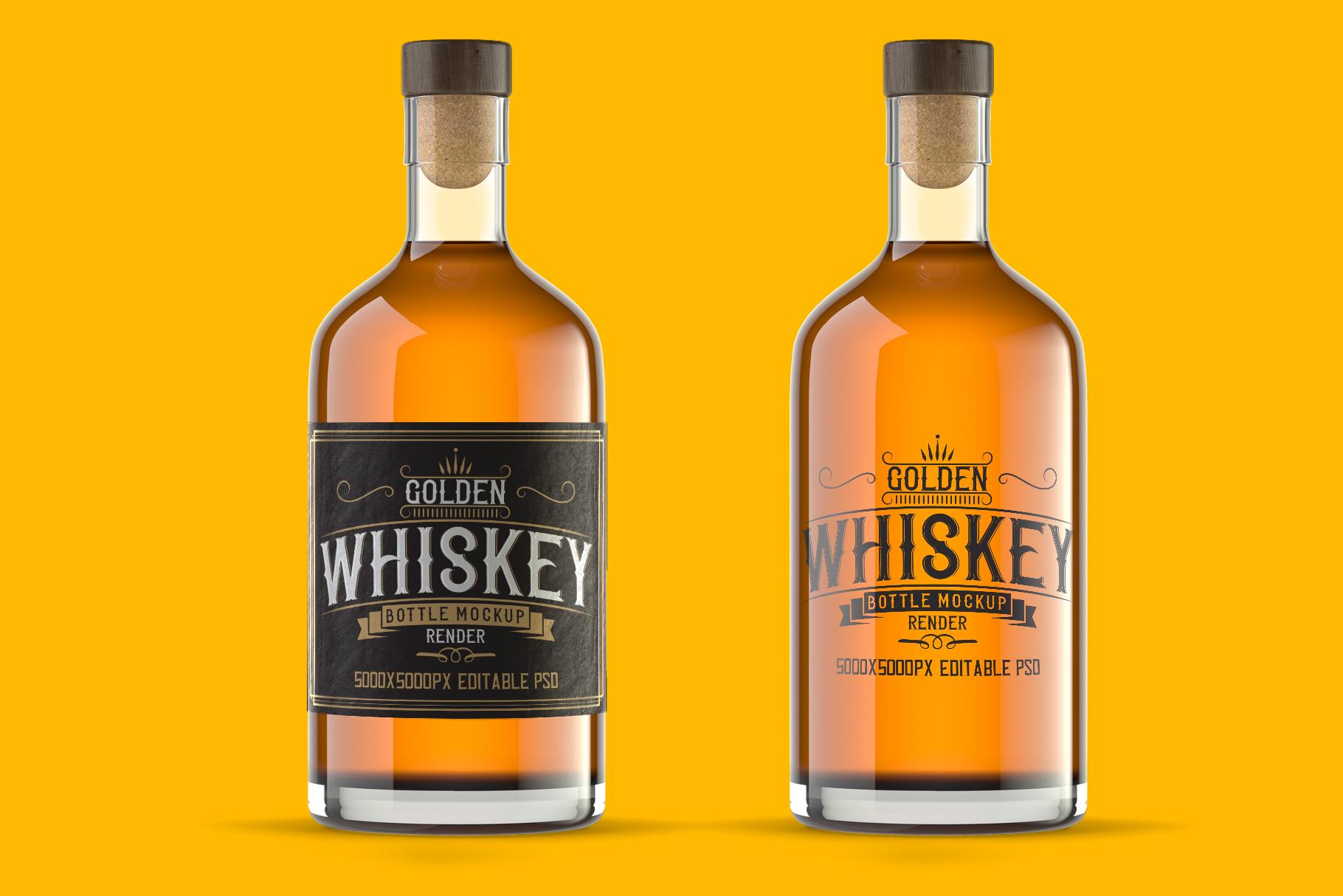 Whiskey Fonts Bundle example image 2