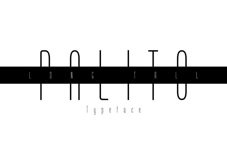 Long Tall Palito example image 3