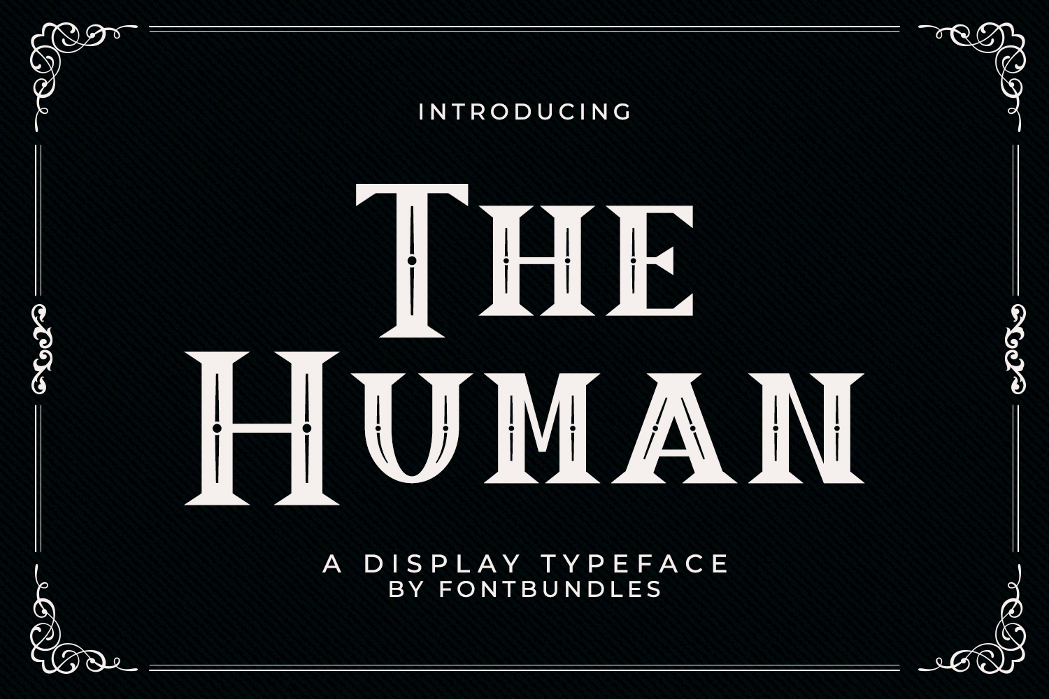 The Human example image 1