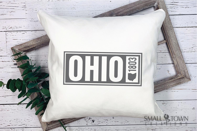 Ohio, Birthplace of Aviation - slogan, PRINT, CUT & DESIGN example image 7