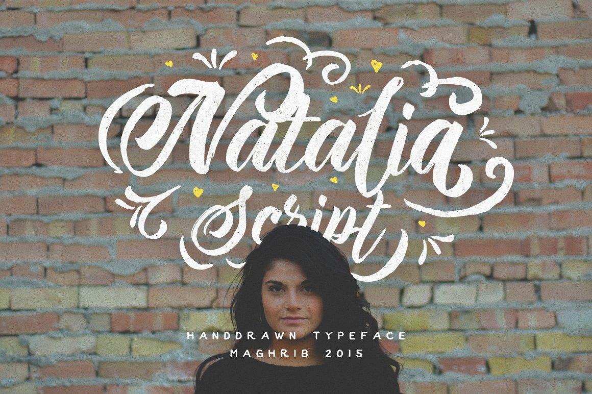 Natalia Script example image 2