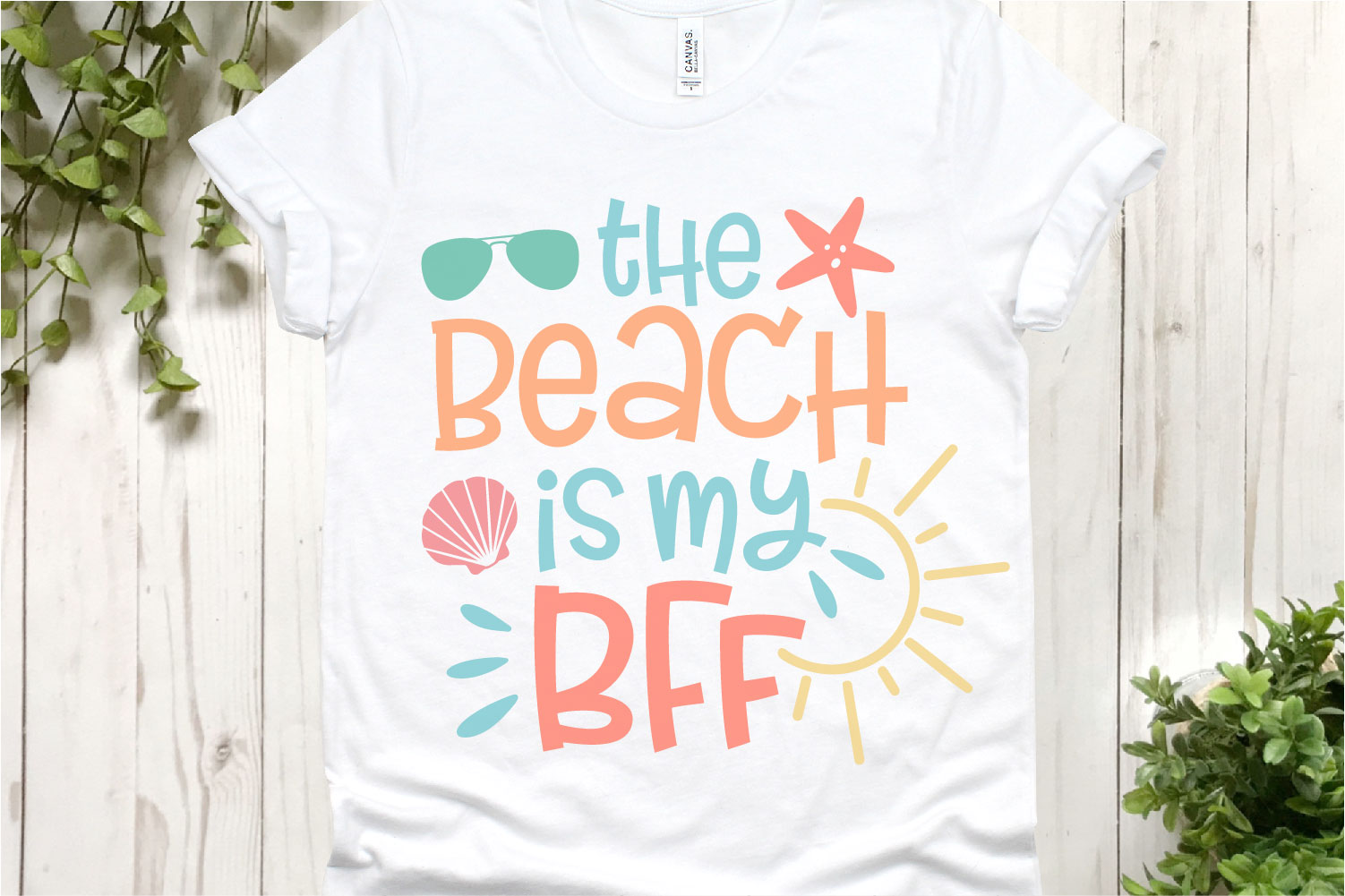 Beach SVG Bundle - Cut Files for Crafters example image 5