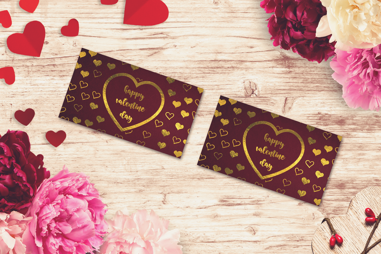 Valentine Card Mock-up #12 example image 1