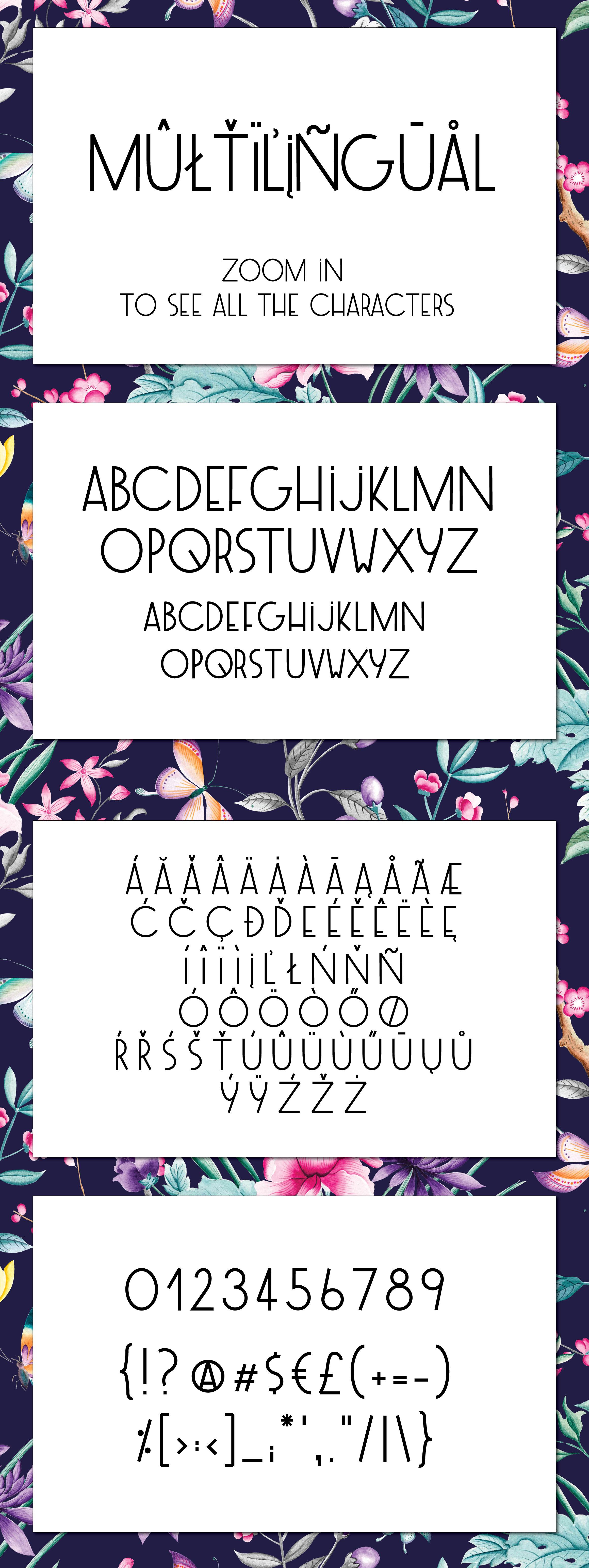 Avellino | Multilingual Sans Serif example image 3
