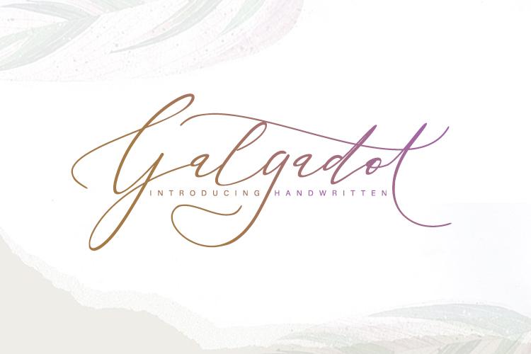Galgadot example image 1