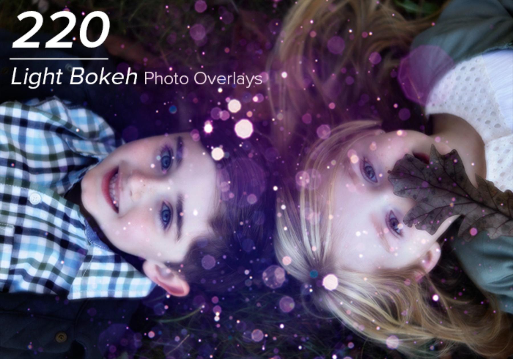5000 Professional Photo Overlays example image 7