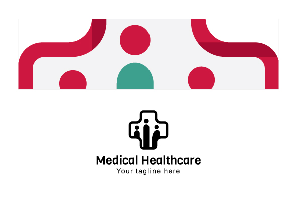 Medical Healthcare - Hospital Stock Logo Template example image 3