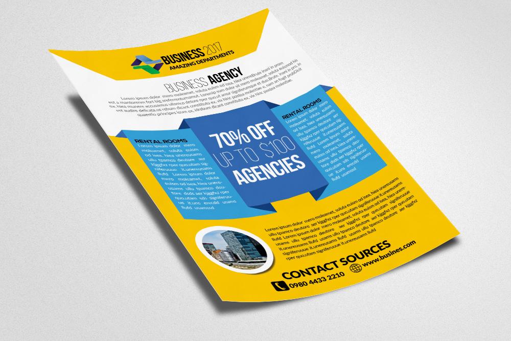 Smartphone Repair Business Flyer example image 2