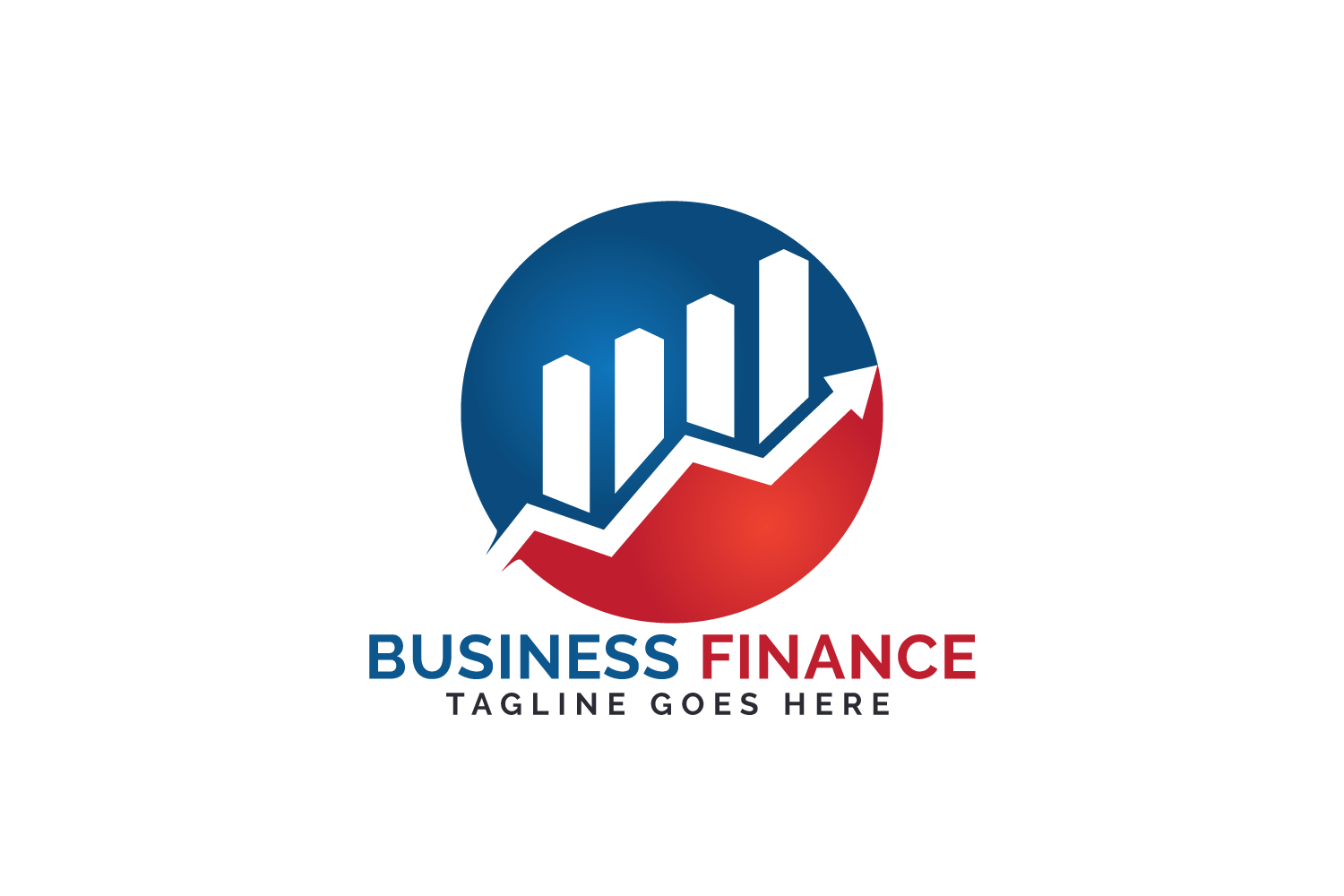 Business Finance Logo Design. example image 2