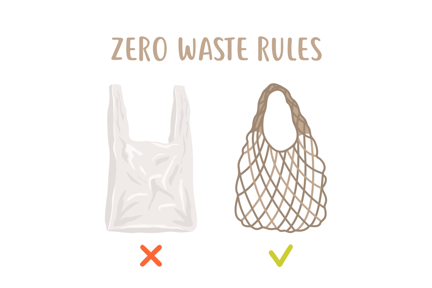 Zero waste rules example image 3